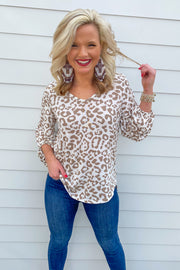 Creative Hills Cheetah Top