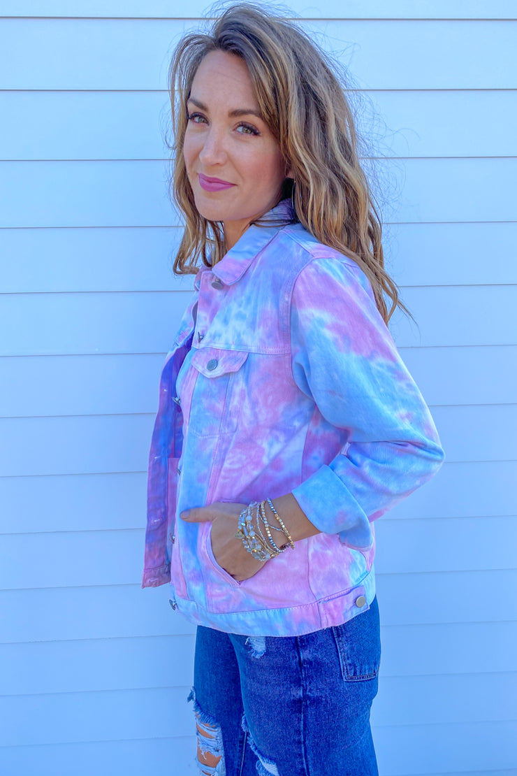 Cotton Candy Dream Jacket