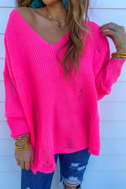 Watermelon Sugar Sweater