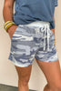 The Hiding Spot Camo Shorts