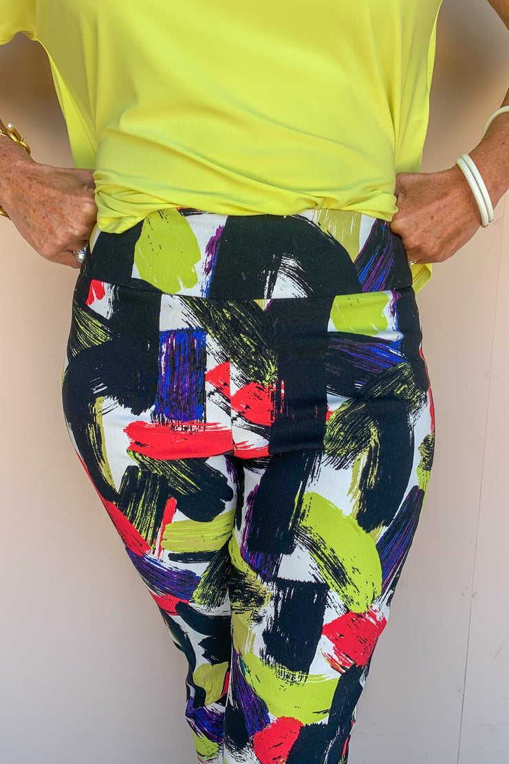 Betty Print Pant | Joseph Ribkoff
