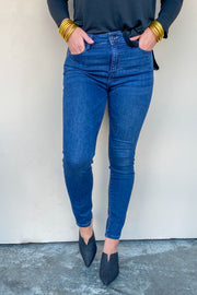 Look At Me Mid Rise Skinny Jeans - FINAL SALE