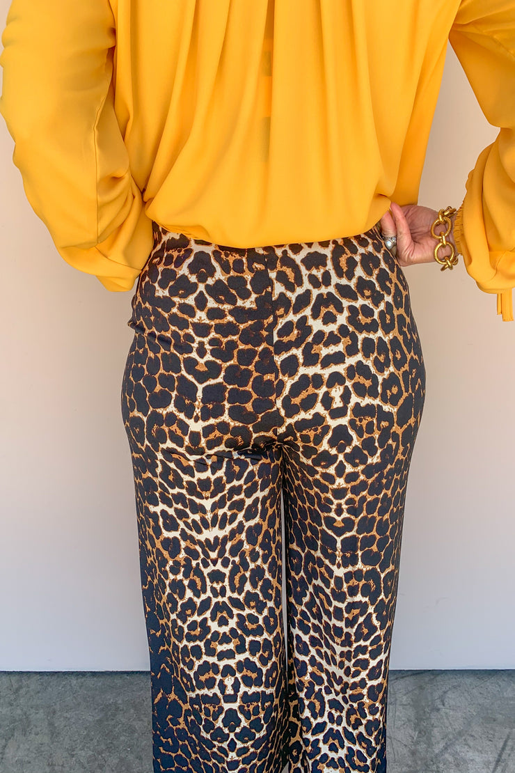 Holding On Animal Pant | Joseph Ribkoff