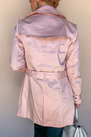 Satin Trench Coat | Joseph Ribkoff
