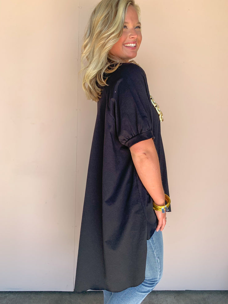 Belle Oversized Tunic
