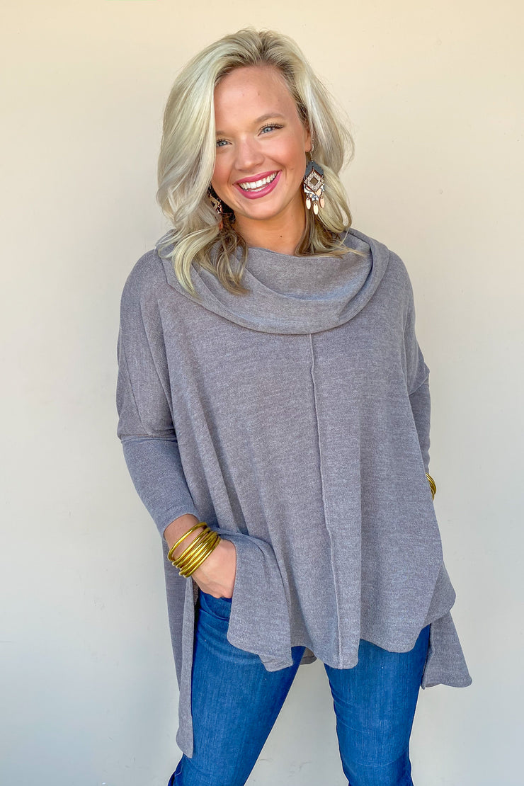 Anywhere With You Sweater Tunic