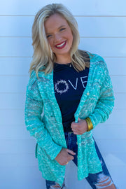 Live The Dream Cardigan
