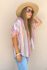 Summer Hype Stripe Top