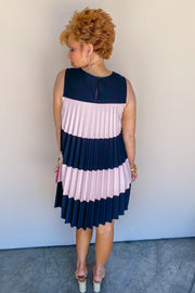 Pleats And Thank You Dress | Joseph Ribkoff