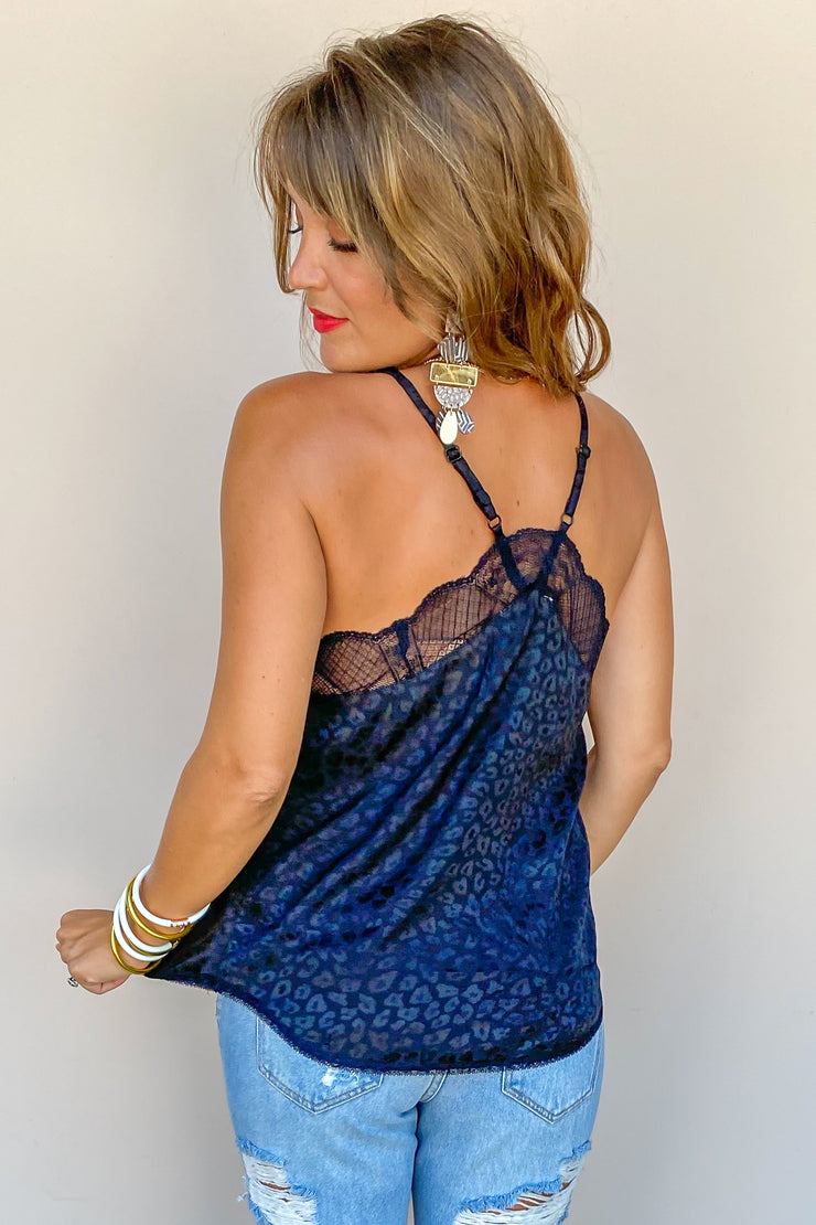 All Things Leopard Cami