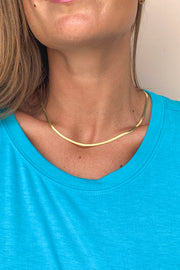 Gold Monte Carlo Necklace | Bracha
