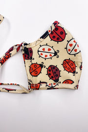 Brighton Mask - Lady Bug - FINAL SALE