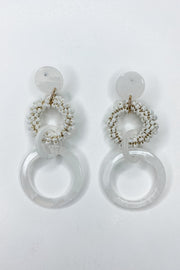 Circle Up Earring