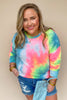 Truly Right Tie Dye Top