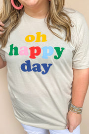 Oh Happy Day Tee