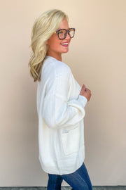 Harvest Moon Balloon Sleeve Cardigan - FINAL SALE