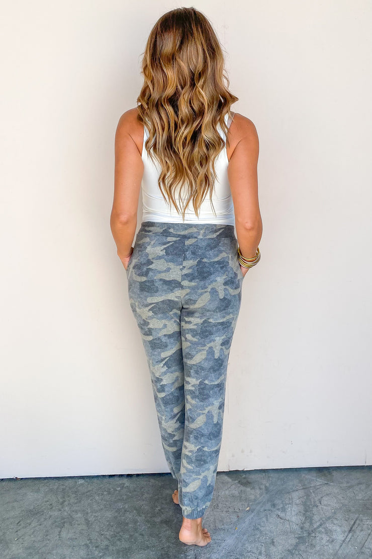 Nothing Compares To This Camo Jogger
