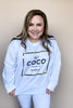 Number One Coco Sweatshirt