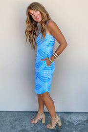 Blue Reef Dress | Tribal - FINAL SALE