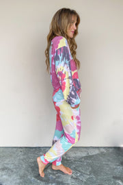 Cloud Nine Tie Dye Jogger - FINAL SALE