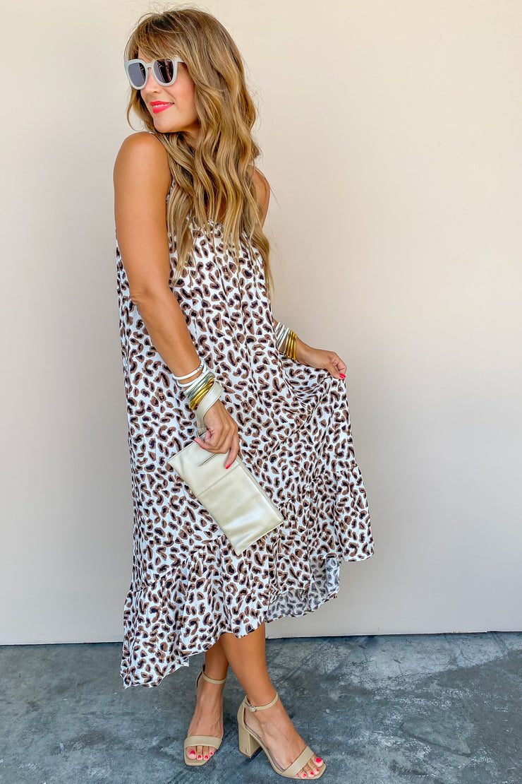 Your Wild Life Maxi Dress - FINAL SALE