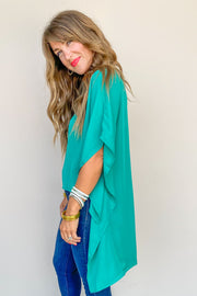 Happy Hour High Low Blouse