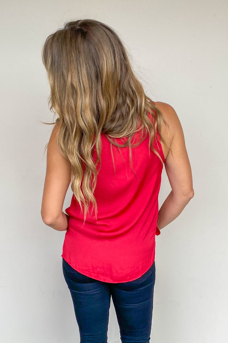 Irreplaceable Scoop Neck Tank