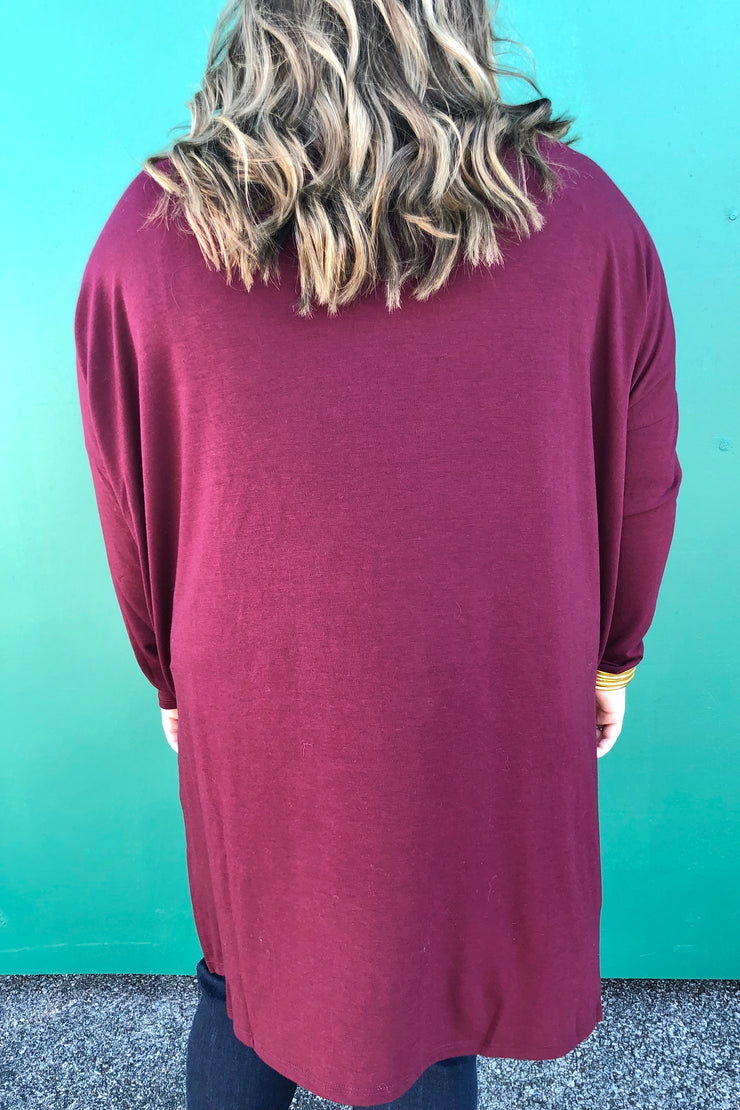 Always On Time Tunic
