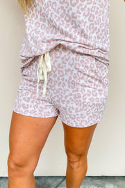 Better Together Leopard Shorts - FINAL SALE