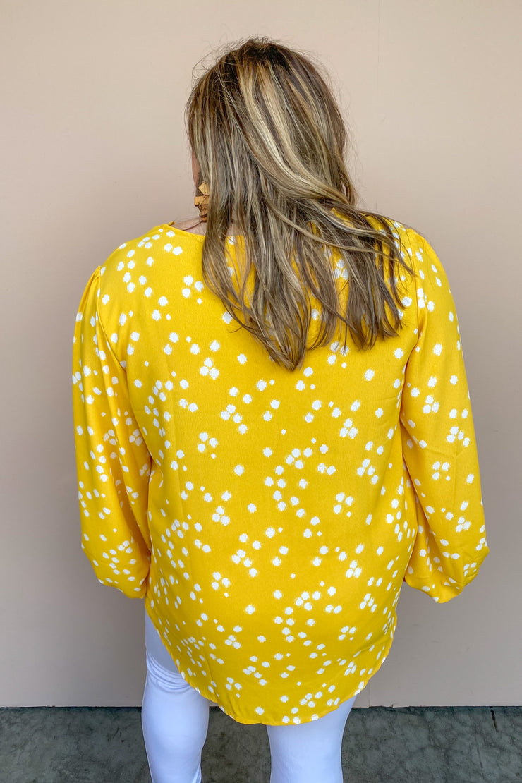 Once In A Lifetime Blouse