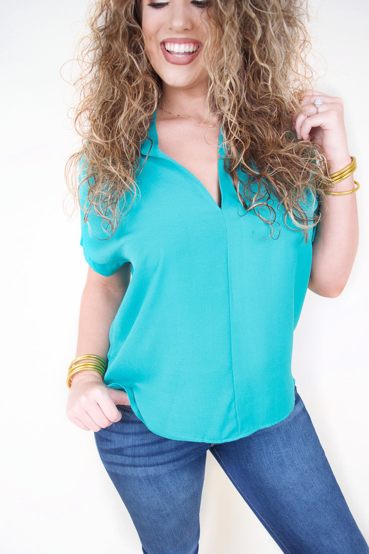Iris Top - The Willow Tree Boutique