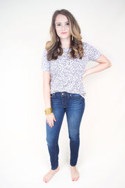 The Leopard Ultimate Crew - The Willow Tree Boutique