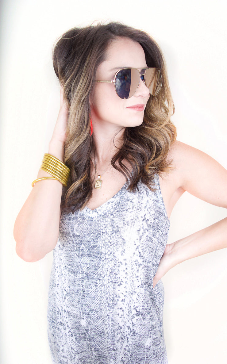 High Key Mirror Sunglasses - The Willow Tree Boutique