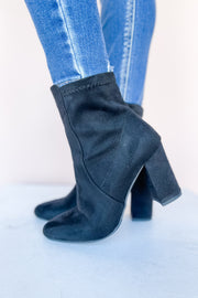 No Disguise Ankle Bootie - FINAL SALE