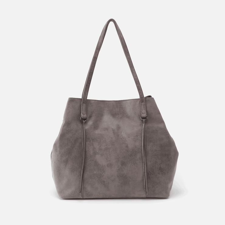 Kingston Tote - Titanium | HOBO