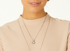 Twinkle Duo Necklace