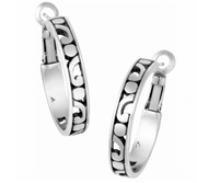 Contempo Small Hoop Earring