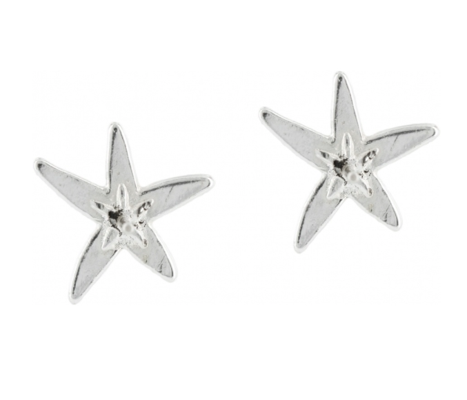 Cape Star Mini Post Earring