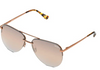 The Playa Sunglasses - Bronze/Brown