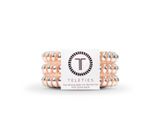 Small Teleties - Millennial Pink 3 pack