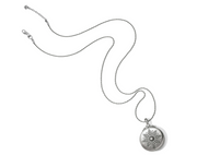 Etoile Double Locket Necklace