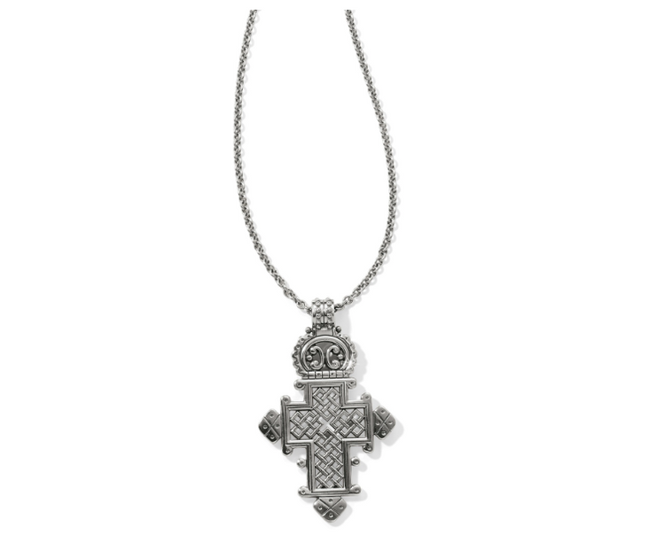 Crosses of the World Ethiopian Convertible Cross Necklace
