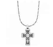 Crosses of the World Venezia Petite Cross Necklace