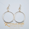 Power of Prayer Hoop Earrings | Ronaldo