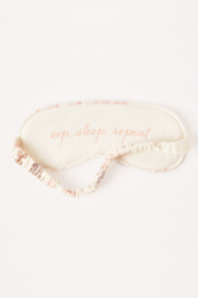 Sweet Dreams Floral Sleep Mask
