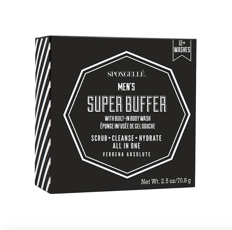 Mini Men's Buffer | Spongelle