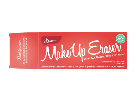 Make Up Eraser - Love Red