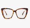 Becky Blue Light Glasses - Amber | DIFF