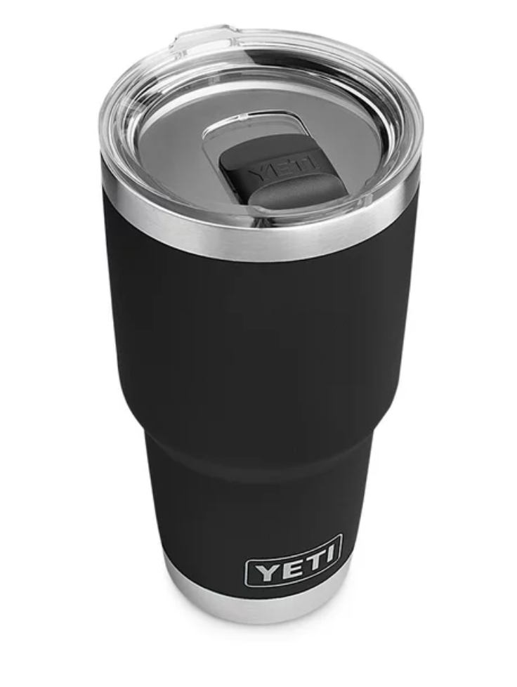 Yeti Rambler 30 Oz - Black