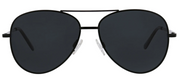 Heat Wave Black Sunglasses +2.0 | Peepers